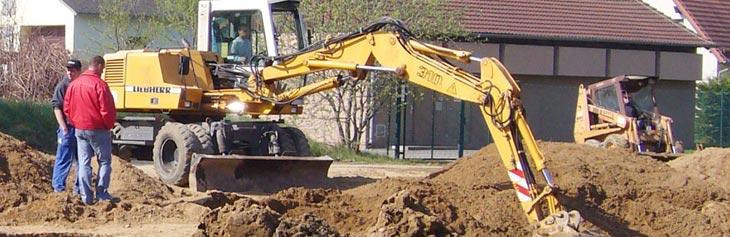 Vorstellung einer zertifizierten Baumaschinen Ausbildungsstätte in Sachsen